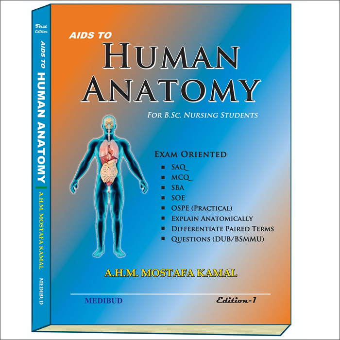 Aids to Human Anatomy--For BSc Nursing Students